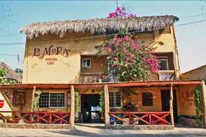 La Mora Posada Café San Agustinilo Oaxaca Mexico